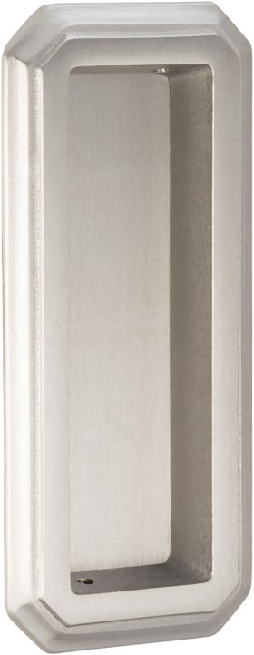 Item No.654 (US15 Satin Nickel Plated, Lacquered)