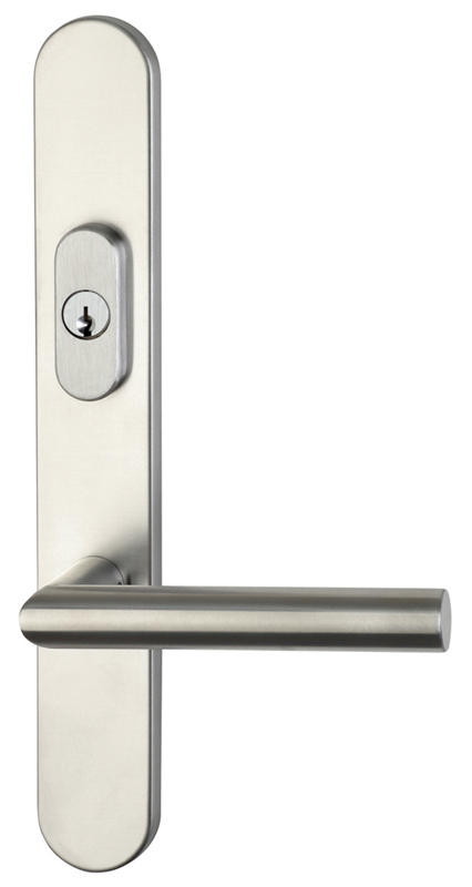 Item No.73012 (Modern Multipoint Trim - Stainless Steel)