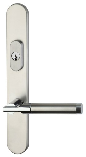 Item No.73023 (Modern Multipoint Trim - Stainless Steel)