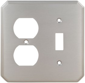 Item No.8014/C (US15 Satin Nickel Plated, Lacquered)