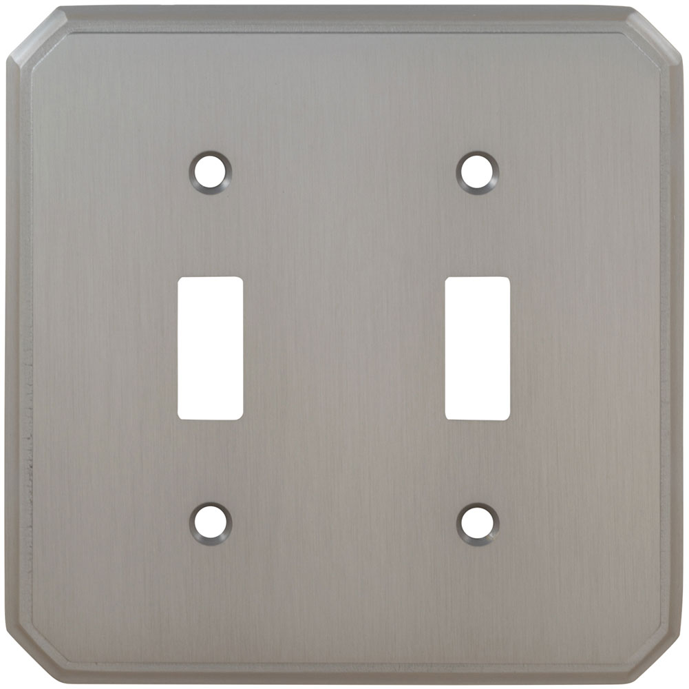 Item No.8014/D (US15 Satin Nickel Plated, Lacquered)