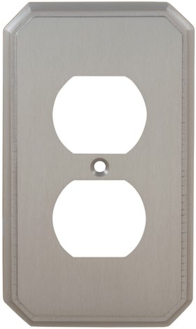Item No.8014/R (US15 Satin Nickel Plated, Lacquered)