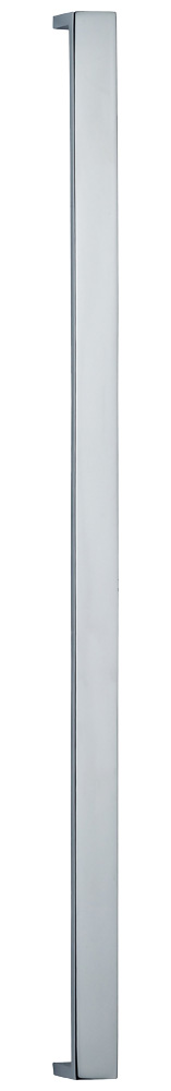Item No.9024/457 (Modern Cabinet Pull - Solid Brass) in finish US26 (Polished Chrome Plated)