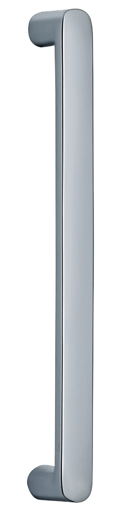 Item No.9028/153 (Modern Cabinet Pull - Solid Brass) in finish US26 (Polished Chrome Plated)