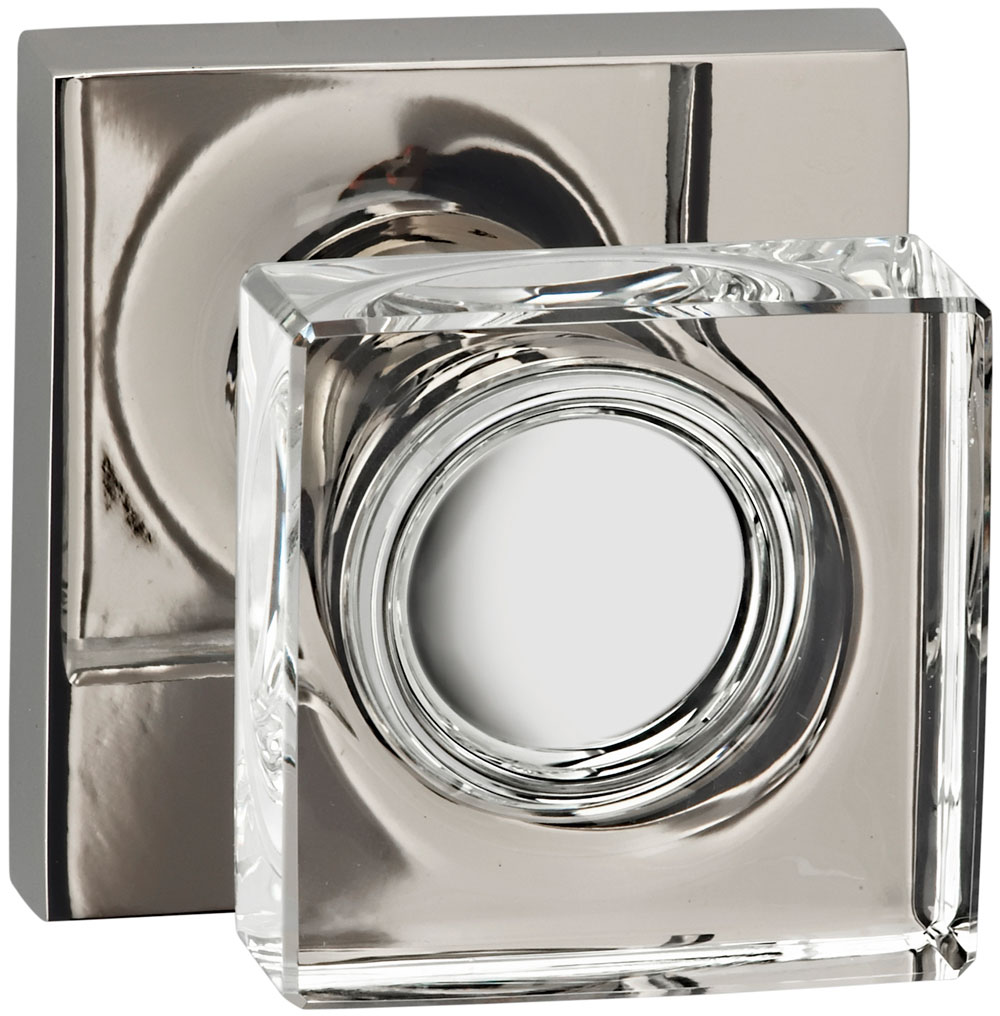 Item No.956SQ (US14 Polished Nickel Plated, Lacquered)