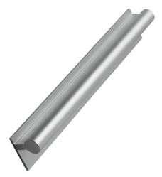 Item No.AL404 (Modern Aluminum Pull – Solid Aluminum)