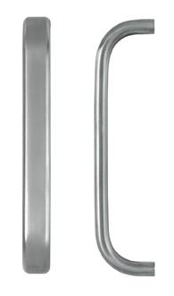 Item No.AL407 (Modern Aluminum Pull – Solid Aluminum)