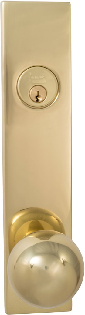 Item No.D12198 (US3 Polished Brass, Lacquered)