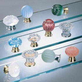 Glass & Crystal Knobs