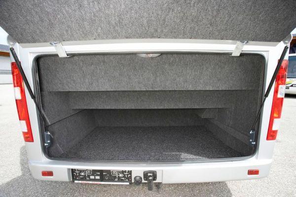 Iveco Rapido - Kofferraum