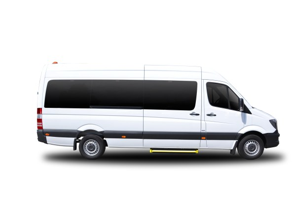 MB 316 CDI - Schulbus D1 - seitlich