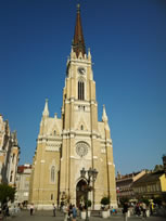Novi Sad Catholic Cathedral