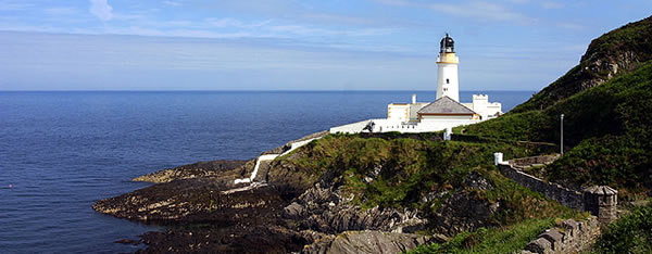 A photo of the Douglas Head lighthouse