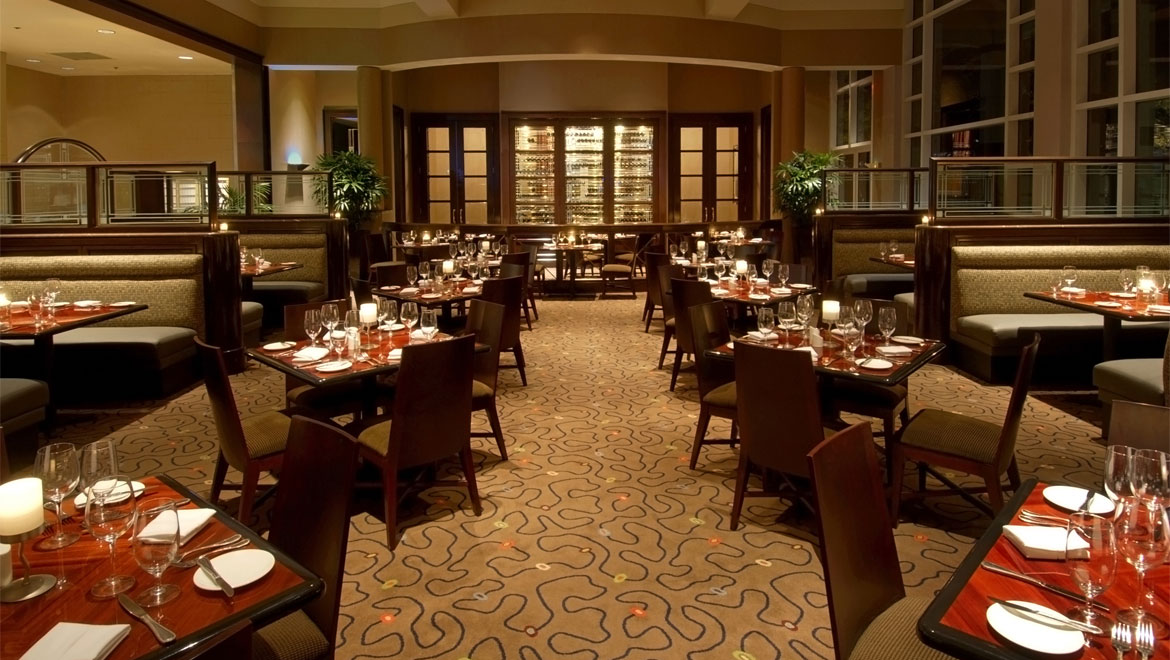 Downtown Dallas Restaurants 5 Star
