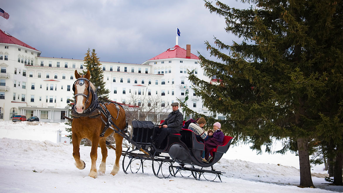 Things To Do In New Hampshire In Winter Omni Resort
