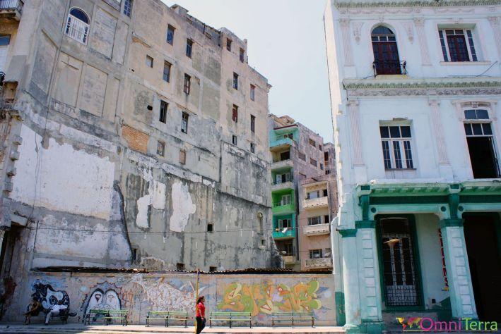 Cuba - Havane - Centro - Logements