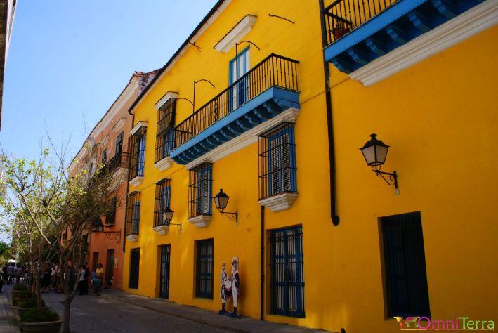 Cuba - Havane - Havana Vieja - Bâtiments