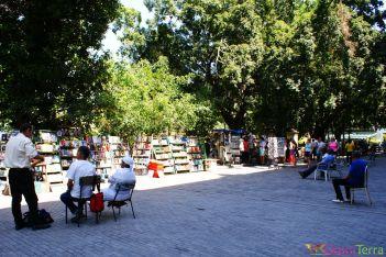 Cuba - Havane - Havana Vieja - Vendeurs
