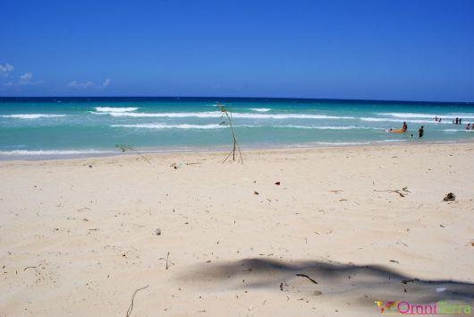 Cuba - Havane - Plage de l'est