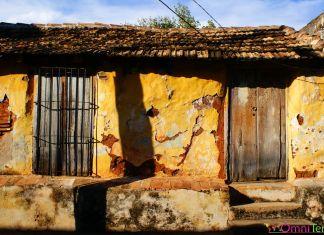 Cuba - Trinidad - Maison