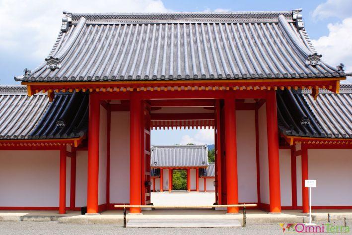 Japon - Kyoto - Les jardins impériaux - Palais
