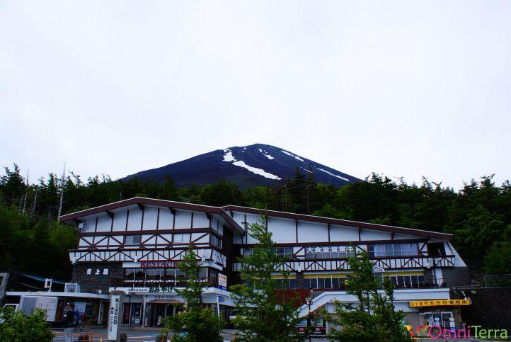 Japon - Mont Fuji - 5e station