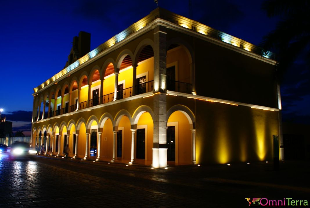 Campeche-rue