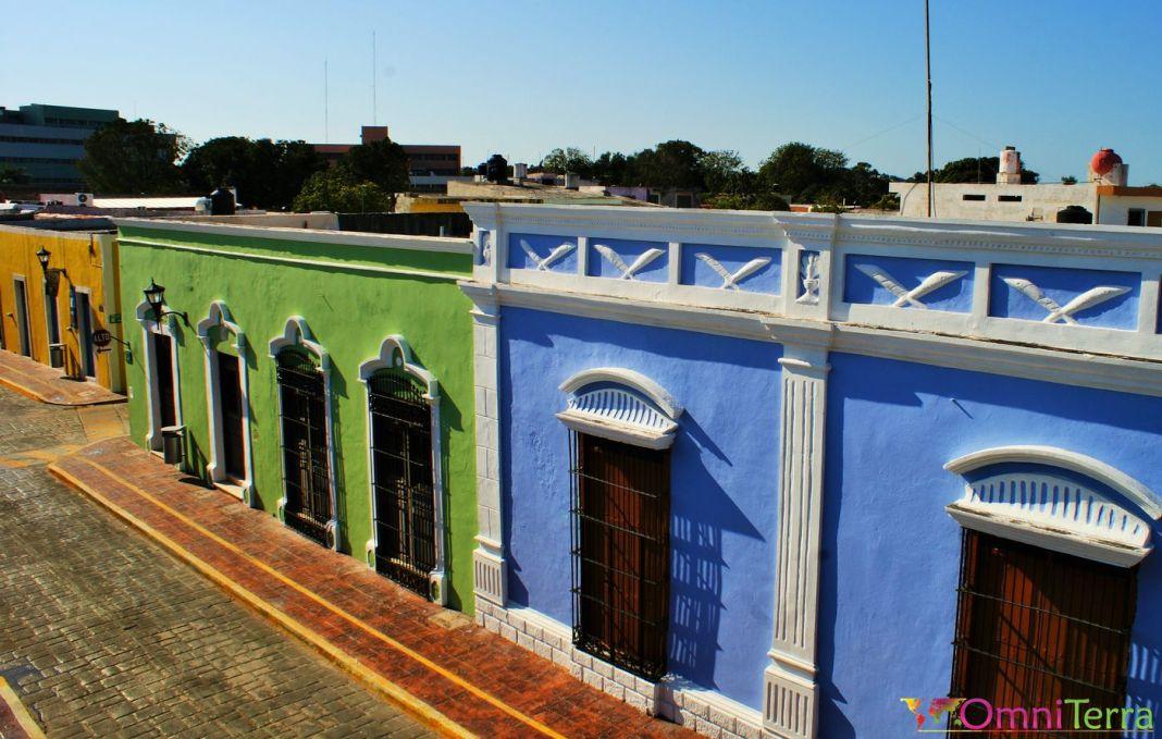 Mexique - Campeche - Vue de haut