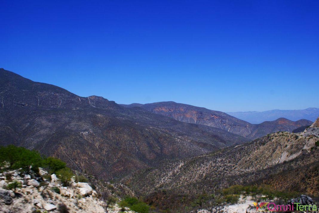 Paysage État d'Oaxaca
