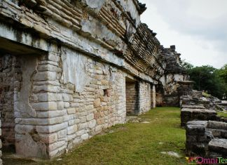 Mexique - Palenque - Site archéologique