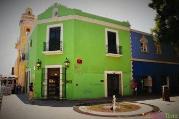 Mexique - Puebla - Rue