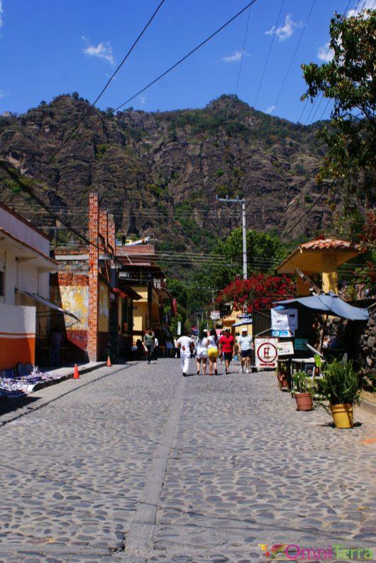 Mexique - Tepoztlan - Rue
