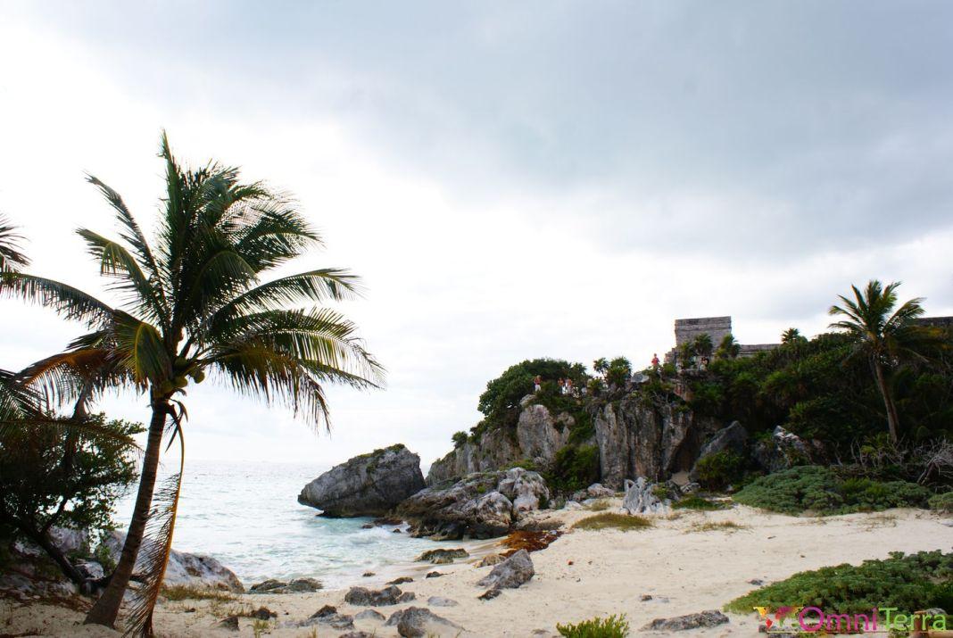 Mexique - Tulum - Plage