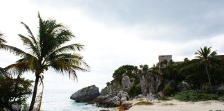 Mexique - Tulum - Plage