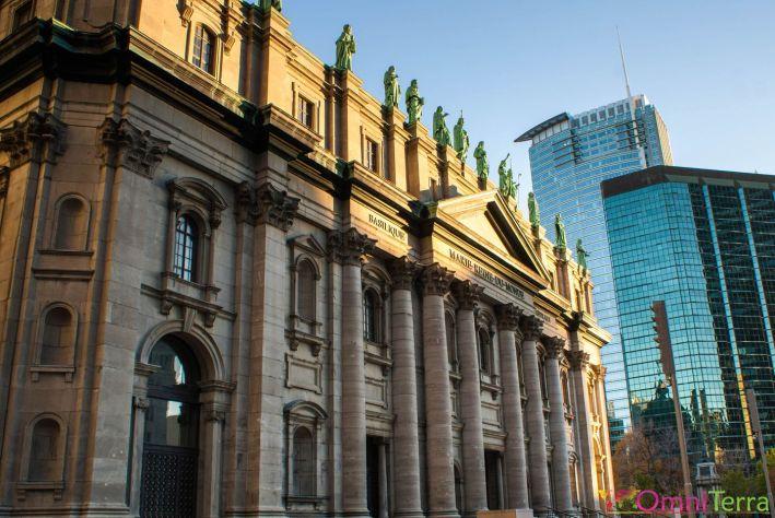 Montréal - Cathédrale Marie-Reine-du-Monde