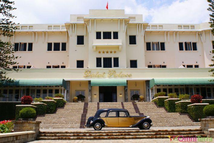 Vietnam - Dalat - Dalat Palace