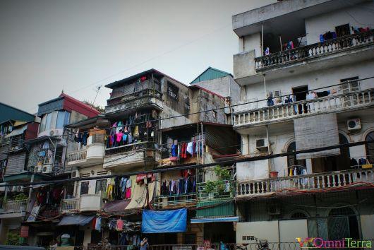 Vietnam - Hanoi - Bâtiments
