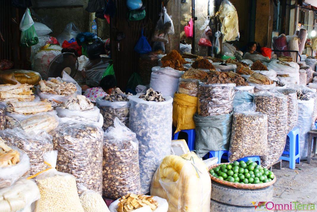 Hanoi-marché Ðong Xuân