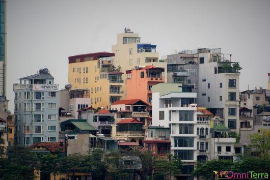 Vietnam - Hanoi - Ville