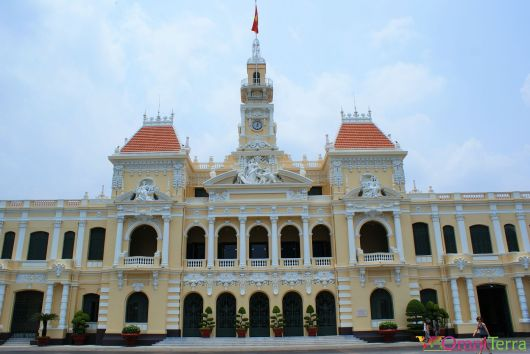 Vietnam - Ho Chi Minh - Mairie