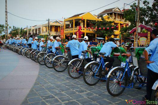 Vietnam - Hoi An - Cyclos