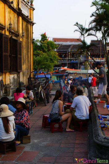 Vietnam - Hoi An - Scène de rue