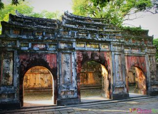 Vietnam - Hué - Cité impériale