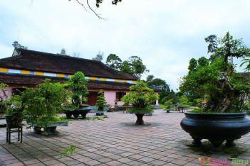 Vietnam - Hué - Pagode de la littérature
