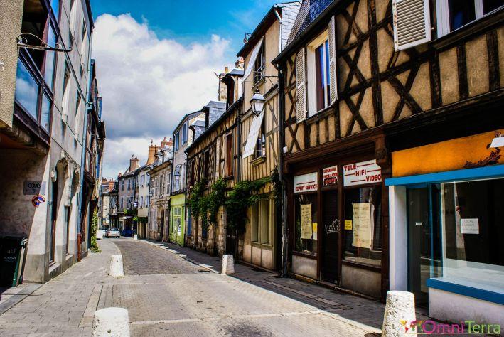 Bourges - Rue Bourbonnoux