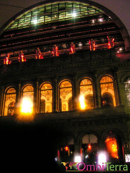 Lyon - Fête des Lumières - Opéra