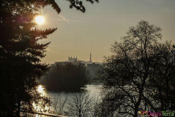 Lyon - Parc de la Tête d'or - Vue