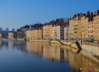 Lyon - Quai de Saône