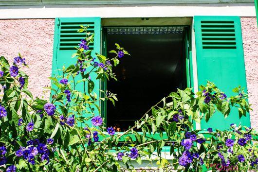 Normandie - Giverny - Maison de Claude Monet