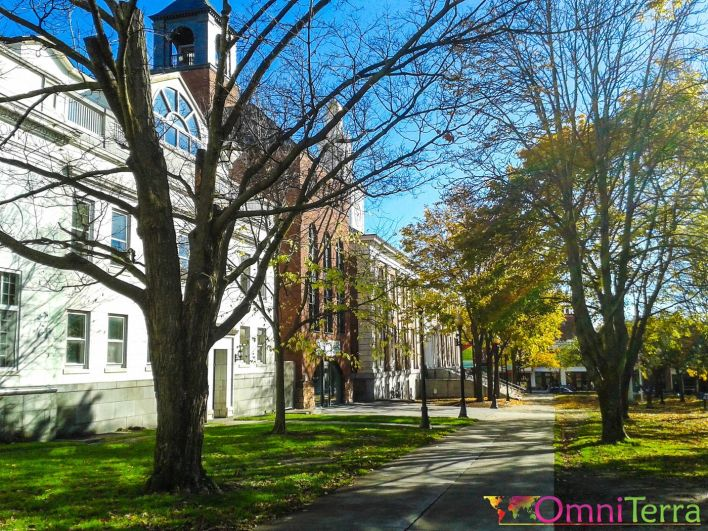 Vermont - Burlintgton - Parc